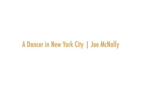A Dancer in New York City | Joe McNally