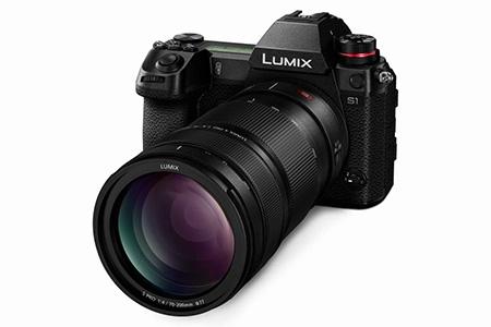 Panasonic Lumix S PRO 70-200/4 O.I.S.