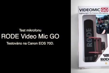 Video Mic GO