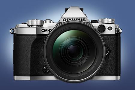 Nový Olympus OM-D E-M5 Mark II