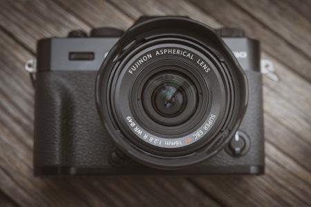 Fujifilm FUJINON XF 16mm F2,8 R WR