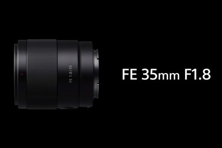 Sony | Lens | FE 35mm F1.8 | Product Feature
