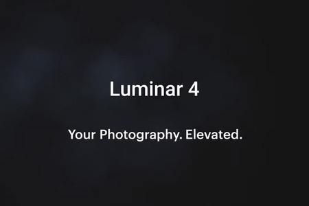 The all-new Luminar 4 is here || Your photography. Elevated.
