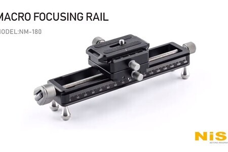 NiSi Macro Focusing Rail NM-180