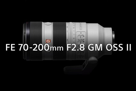 Introducing the Sony FE 70-200mm F2.8 GM OSS II lens