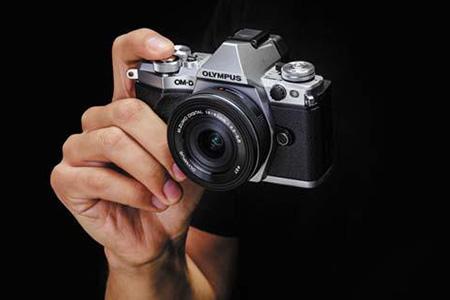 Photoshop plugin pre Olympus OM-D E-M5 Mark II