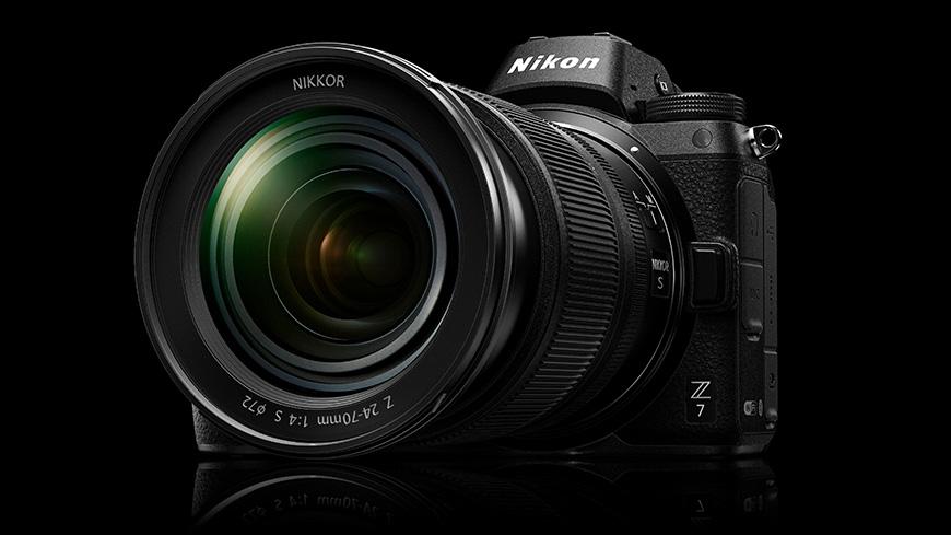 Nikon Z7 II. - výborná kamera