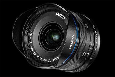 Laowa C-Dreamer 7.5mm f/2 MFT