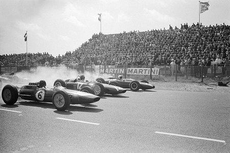 Formula 1 očami fotografa