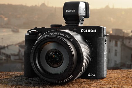 Canon predstavuje mimoriadne výkonný kompaktný superzoom – PowerShot G3 X