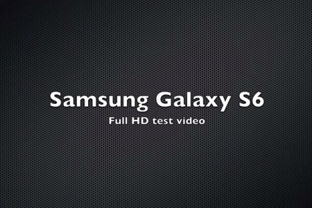 Samsung Galaxy S6 - Full HD test video