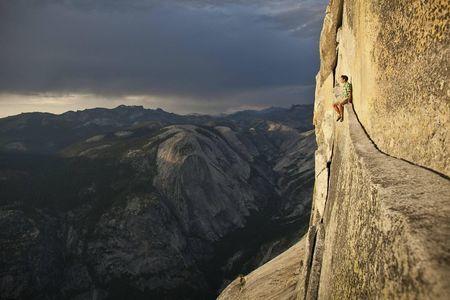 Mrazivé fotografie pre adrenalínových nadšencov