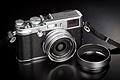 Fujifilm X100 - dlhodobý test