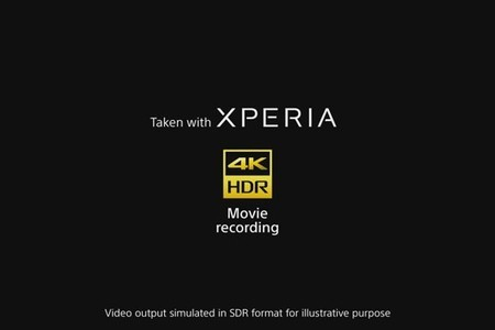 See the difference with 4K HDR Movie recording
