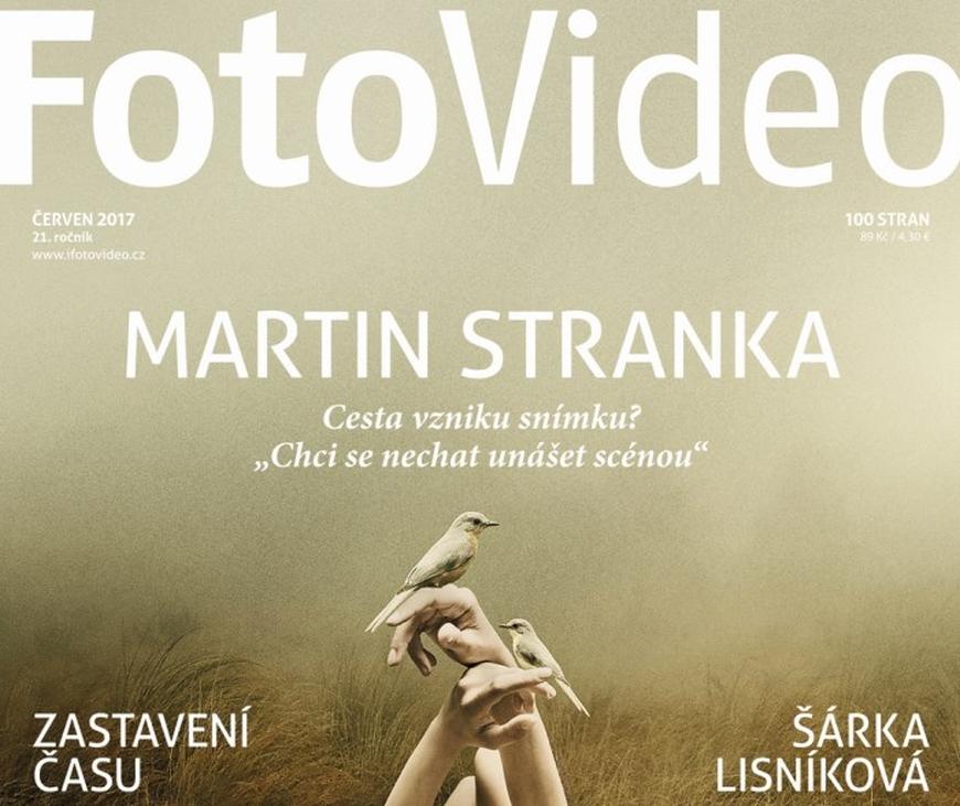 Fotografická poezie i pohyb v červnovém FotoVideo