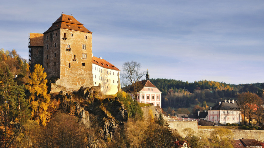 Záhady a tajomstvá hradov a zámkov