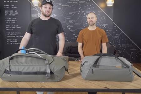 2 New Duffels in the Peak Design Travel Line