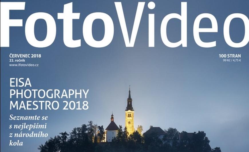 S časopisem FotoVideo vyhrajete!