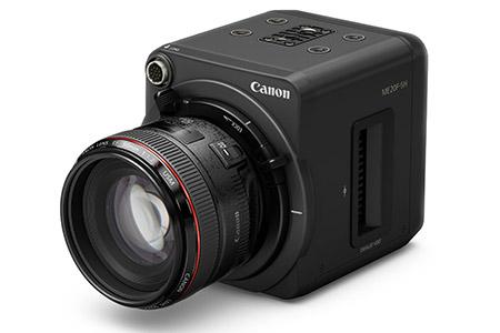 Vidieť aj potme: Canon uvádza na trh videokameru ME20F-SH