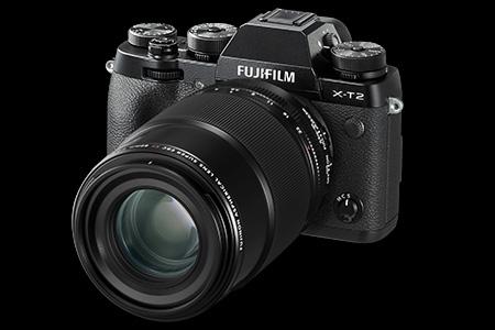 Nové objektívy Fujifilm
