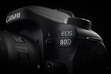 Canon EOS 80D - vydarená evolúcia