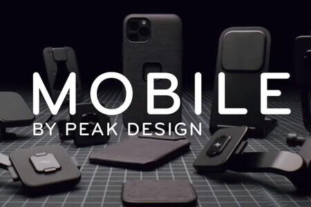 Introducing Mobile, by Peak Design.