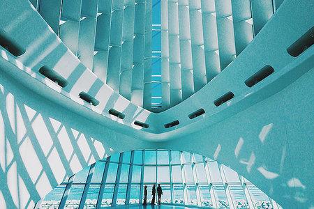 TOP 10 fotografií architektúry