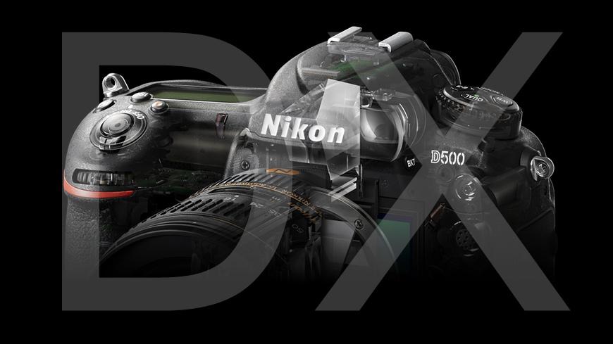 Nikon DX zrkadlovky v roku 2017
