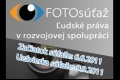 """Fotosúťaž """"Ľudské práva v rozvojovej spolupráci"""""""