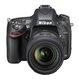 Nikon D600 a 1 NIKKOR 18,5 mm f/1,8