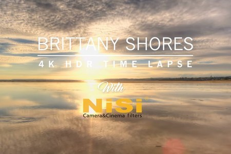 NiSi Filters with 4K time lapse
