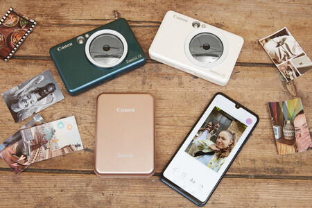 Canon rozširuje rad instantných fotoaparátov o Zoemini S2