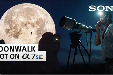 Moonwalk: A Sony Alpha Film | Sony a7S III