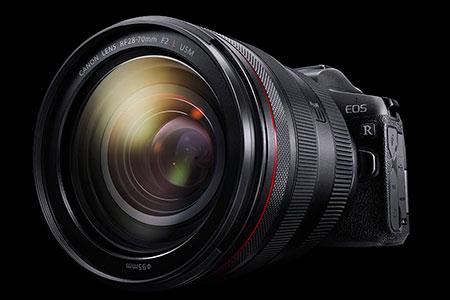 Canon RF 28-70 mm/2 L USM
