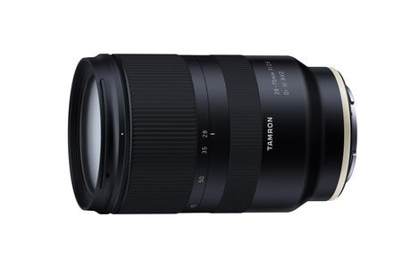 Tamron 70-210mm F/4 Di VC USD a Tamron 28-75mm F/2.8 Di III RXD pro Sony FE