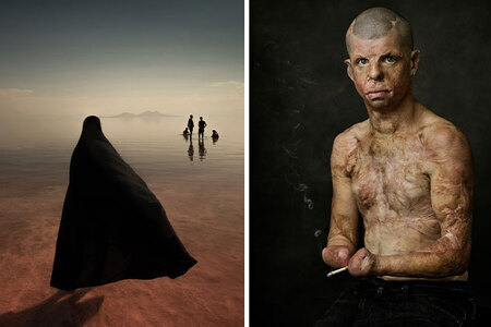 Ocenené fotografie Creative Photo Awards 2021