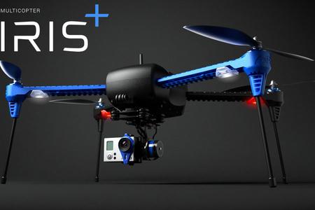 Iris+ - kvadrokoptéra pre všetkých, ktorí sa chcú začať pozerať na svet zhora