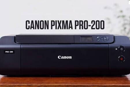Introducing the new Canon PIXMA PRO-200
