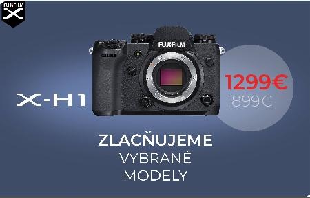 Fujifilm zlacňuje vybrané modely