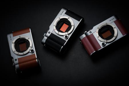 Nový Fujifilm X-A5 a Fujinon XC15-45mm F3.5-5.6 OIS PZ