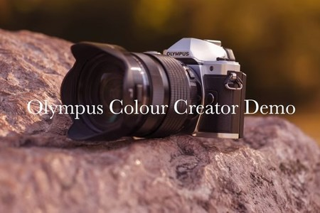 Olympus Colour Creator