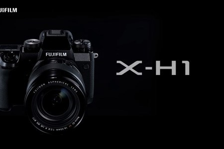 X-H1 with In-Body Stabilization (IBIS) / FUJIFILM
