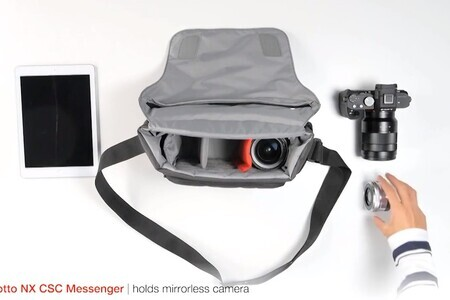 Discover the NX CSC Messenger by Manfrotto: tutorial and feature