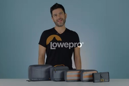 Lowepro GearUp Switch Wrap DXL - Product Walk Though