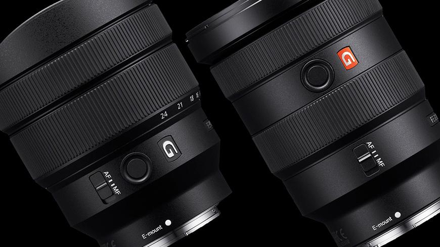 Nové superširokouhlé objektívy Sony