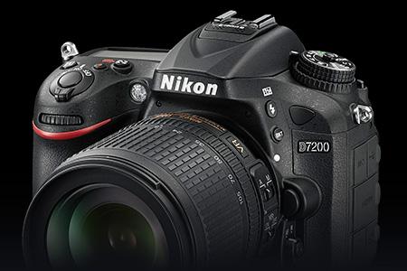 Nikon D7200 a ďalšie novinky