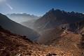 Nepál v zime