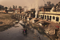 Deň v uliciach Kathmandu