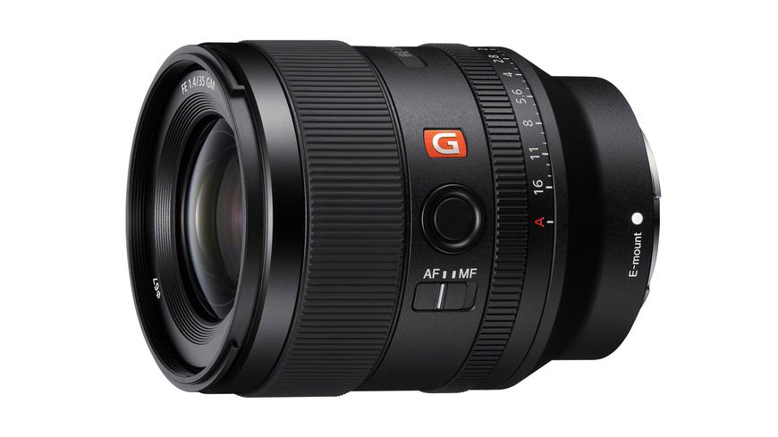 Spoločnosť Sony predstavuje najnovší prírastok do radu fullframových objektívov G Master™ – nenahraditeľný model FE 35mm F1.4 GM