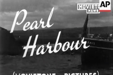 PEARL HARBOUR - NO SOUND